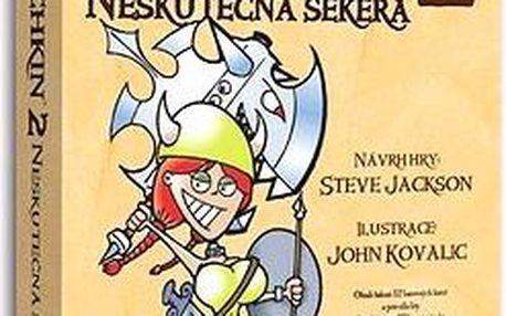 Munchkin 2.rozšíření - Neskutečná sekera