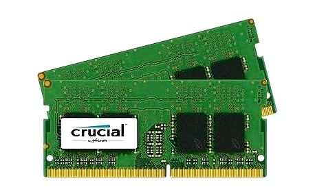 Crucial SO-DIMM 32GB DDR4 2133MHz CL15 Dual Ranked