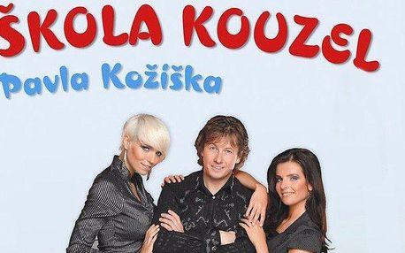 Škola kouzel Pavla Kožíška - představení pro děti