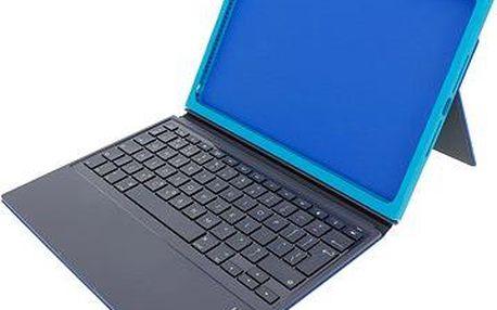 Logitech BLOK Protective Keyboard Case pro iPad Air 2 - modrozelený