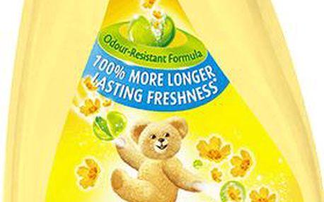 COCCOLINO Aviváž, 2l, žlutá,