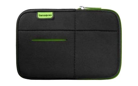 "Samsonite Airglow Sleeves Laptop Sleeve 7"" černo-zelené"
