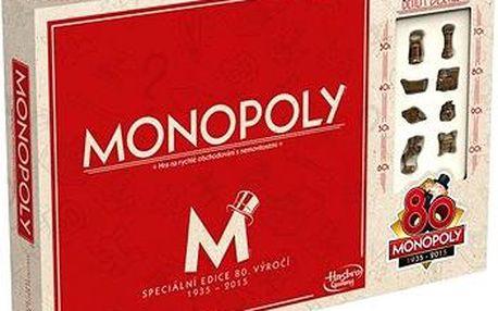 Monopoly k 80.výročí CZ