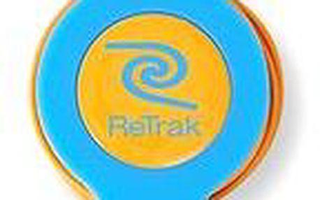 RETRAK audio NEON modro-oranžové