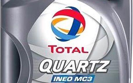 TOTAL QUARTZ INEO MC3 5W30 - 5 litr