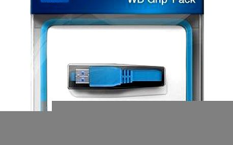 WD Grip Pack 500GB/1TB Sky, modrý