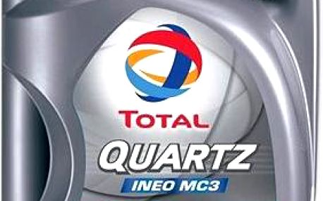 TOTAL QUARTZ INEO MC3 5W40 - 5 litrů