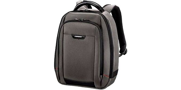 "Samsonite PRO-DLX 4 Laptop Backpack M 14.1"" Magnetic Grey"