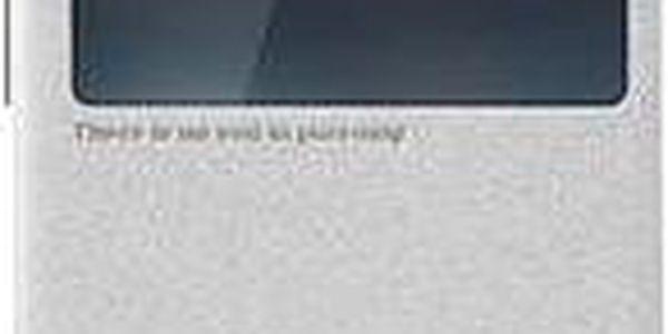 NILLKIN Sparkle S-View pro Samsung G920 Galaxy S6 bílé