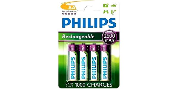 Philips R6B4B260 4 ks v balení