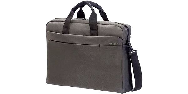 "Samsonite Network 2 Laptop Bag 17.3"" šedá"