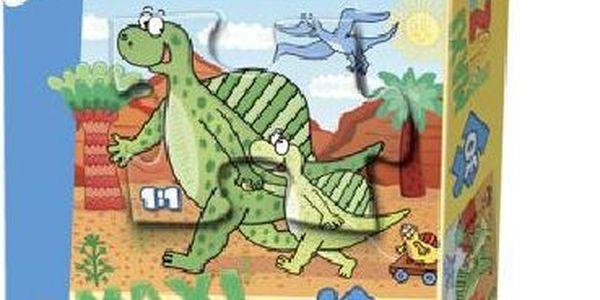 Puzzle Dinosauři I. dětské 30