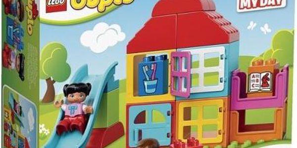 LEGO DUPLO Můj první domeček na hraní