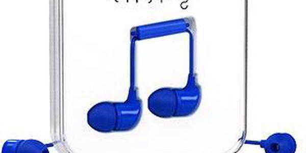 Happy Plugs In-Ear Cobalt