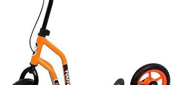 """Lifefit Youth 10""""/10"""", oranžovo/černá"""