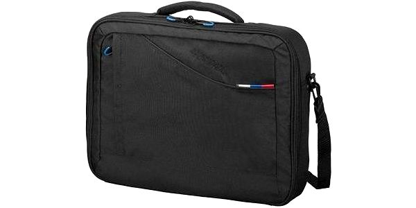 "Samsonite American Tourister Office Case 17"" černá"
