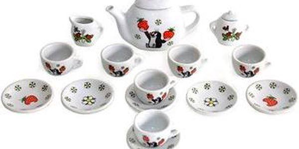 Krtek - Porcelánové nádobí (8590331708031)
