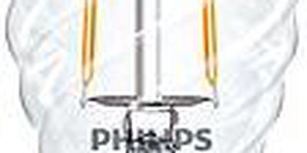 Philips LED Classic 2,3-25W, E14, 2700K, Čirá