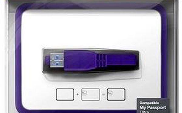 WD Grip Pack 500GB/1TB Grape, fialový