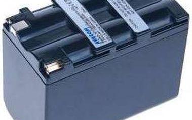 Akumulátor pro video/foto Avacom Sony NP-F970 Li-ion 7.2V 7800mAh B (VISO-970B-806) černý