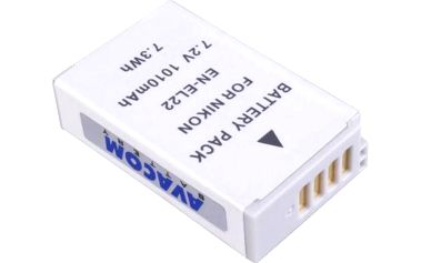 Akumulátor pro video/foto Avacom EN-EL22 (800mAh)