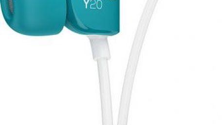 Sluchátka AKG Y20U (6925281900198) modrá