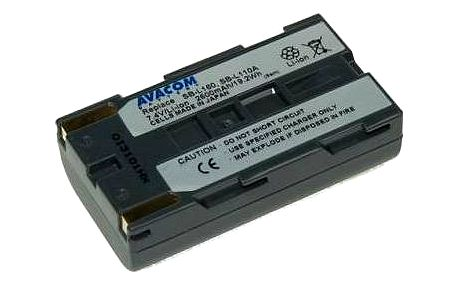 Akumulátor pro video/foto Avacom SB-L160 Li-ion 7.4V 2600mAh (VISS-L160-806) černý