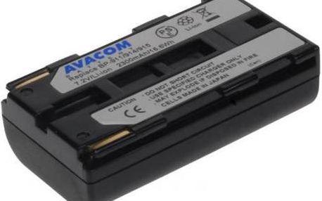 Akumulátor pro video/foto Avacom BP-911/914/915 (VICA-914-082) černý