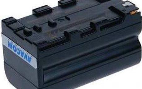 Akumulátor pro video/foto Avacom NP-F730 (VISO-F730-082) černý