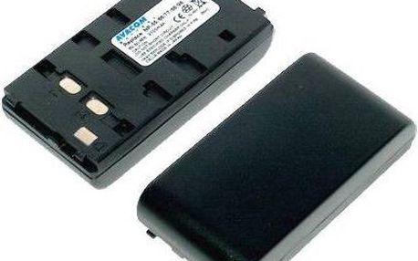 Akumulátor pro video/foto Avacom NP-55/66/77 2100 (VISO-5521-20H) černý