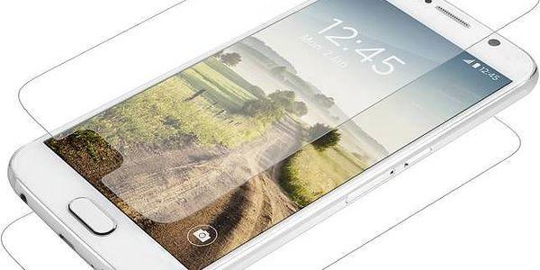 Ochranná fólie InvisibleSHIELD HD pro Samsung Galaxy S6 - celé tělo (ZGGS6HWF-F00)