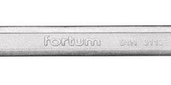 Fortum (4730230) klíč očkoplochý, 30mm, L 354mm, 61CrV5