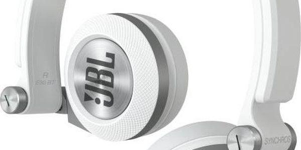 Sluchátka JBL E30 WHT (500363218918) bílá