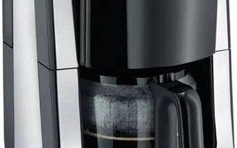 Kávovar Severin SUPREME KA 4460 černý/nerez