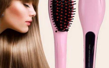 Kartáč na rovnání vlasů - 2 barvy