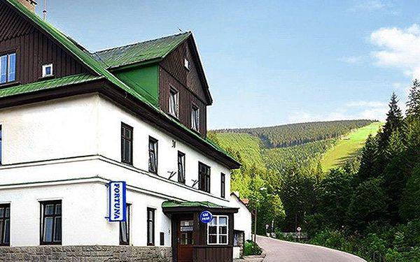3–6denní pobyt s polopenzí pro 2 v pensionu Fortuna ve Špindlerově Mlýně