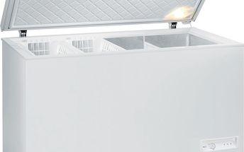 Mraznička Gorenje FH 401 W, truhlicová + 200 Kč za registraci + dodatečná sleva 35 %