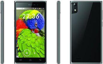 Mobilní telefon iGET Blackview Arrow, černý + 200 Kč za registraci + dodatečná sleva 35 %
