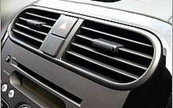Kompletní čištění a servis klimatizace vašeho auťáku. Zbavte své auto plísní a bakterií a dýchejte krásně čistý vzduch!
