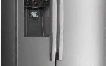 Americká chladnička Gorenje NRS 9181 CX + 200 Kč za registraci + dodatečná sleva 35 %