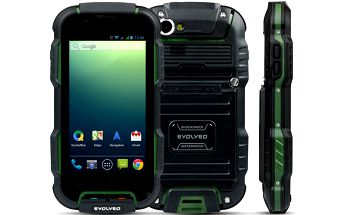 Odolný mobilní telefon Evolveo StrongPhone D2 + 200 Kč za registraci + dodatečná sleva 35 %