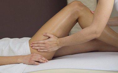 Anticelulitidní masáž vč. skořicového zábalu