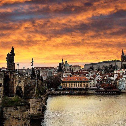 Kryptograf: Venkovní týmová hra v ulicích Prahy