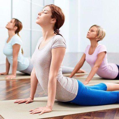 Lekce hot yogy či dance yogy na Vinohradech