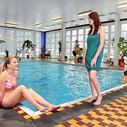 Last minute Harrachov s bazenem