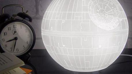 Lampa Star Wars Hvězda smrti