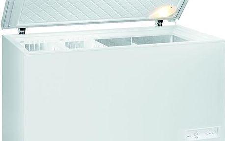 Truhlicový mrazák Gorenje FHE 302 W, bílý + 200 Kč za registraci + dodatečná sleva 35 %