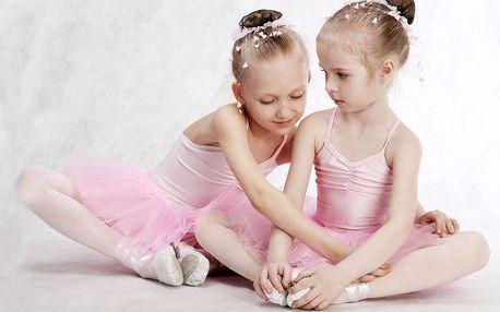 Baletní školička pro děti do 8 let