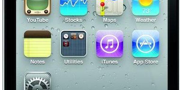iPhone Apple 4S Refurbished, 8 GB, černý + 200 Kč za registraci + dodatečná sleva 35 %