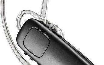 Plantronics Headset M90, Bluetooth v 3.0, černý